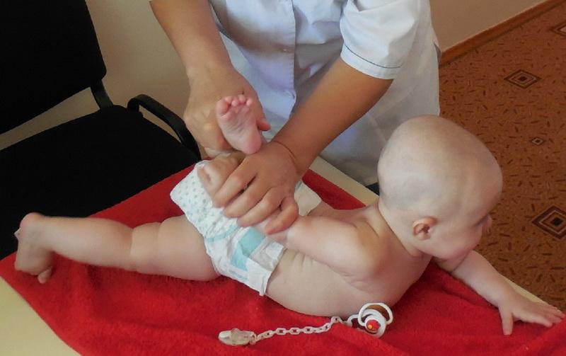 Регулярная ЛФК – залог здоровья малыша