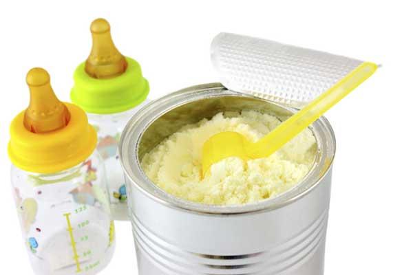 Детское питание готовится в чистой сухой посуде