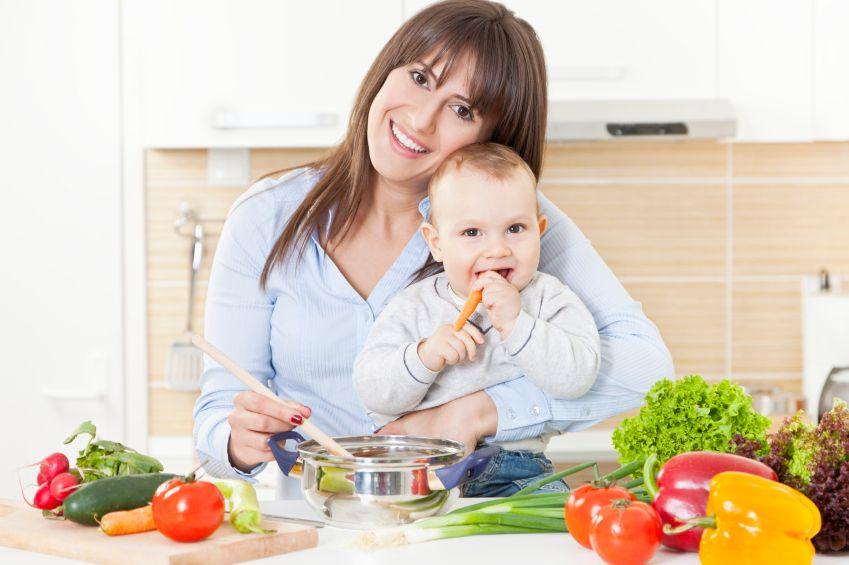 Что кушать маме при ГВ