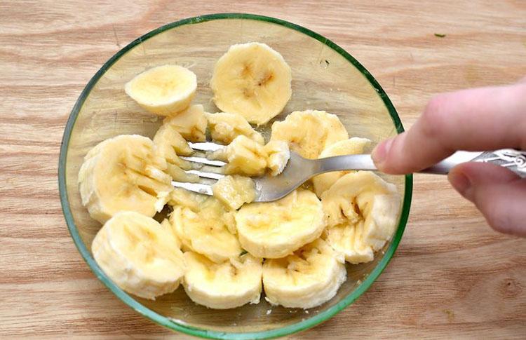 Банановый прикорм