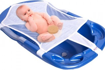 Дети быстро растут, поэтому гамаком пользуются не более трех месяцев