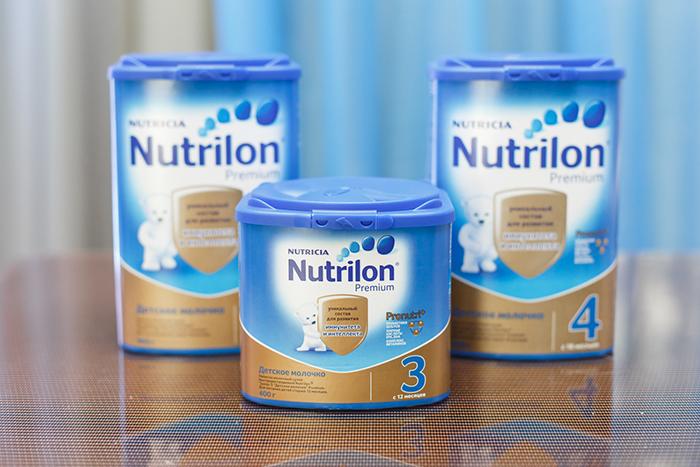 Молочная смесь для новорожденных