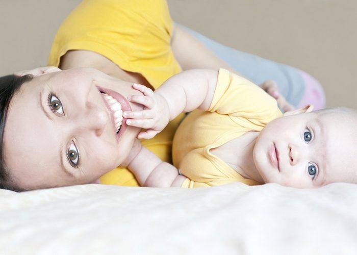 Бодрствование младенца