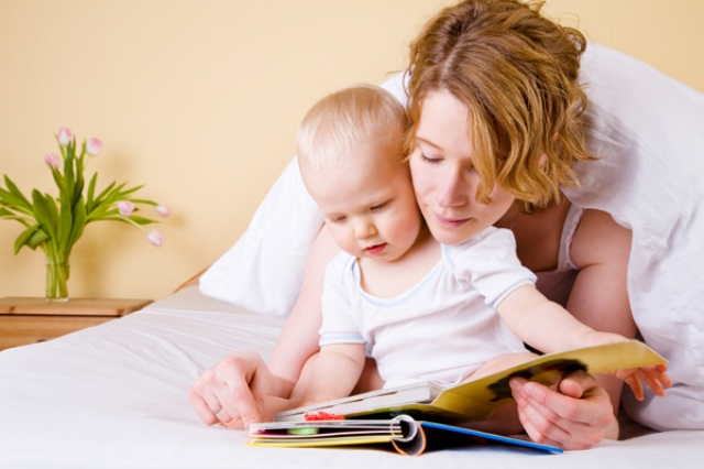Чтение перед сном как часть ритуала