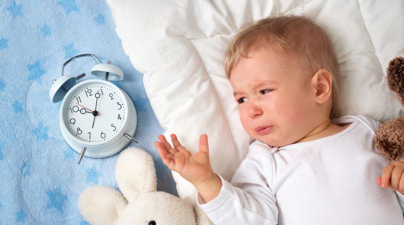 Часто маме трудно уложить ребенка спать из-за многих причин