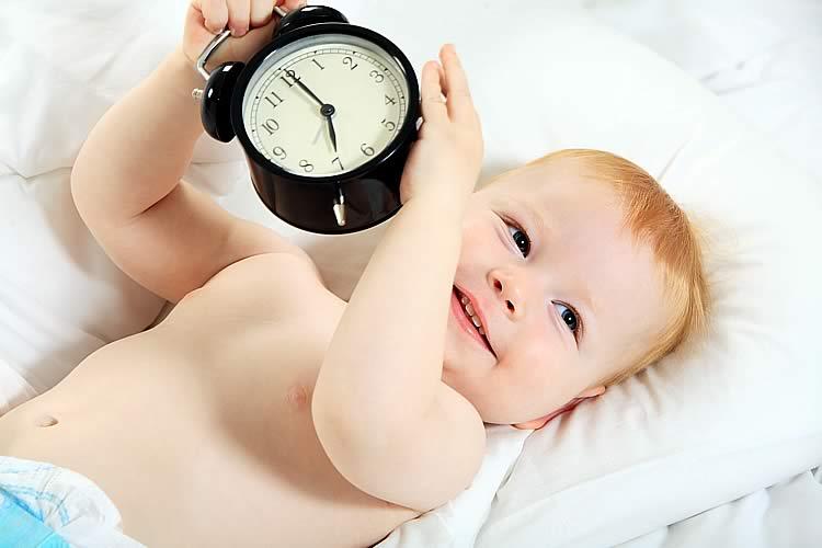 Правильный режим – главное условие для полноценного развития маленького ребенка