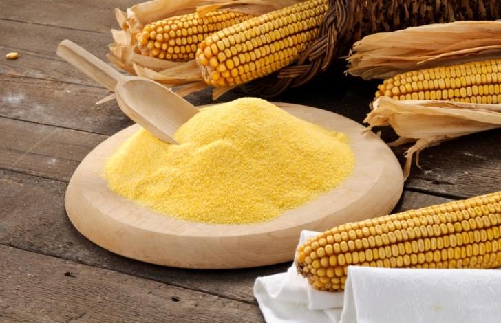 Кукурузная крупа мелкого помола