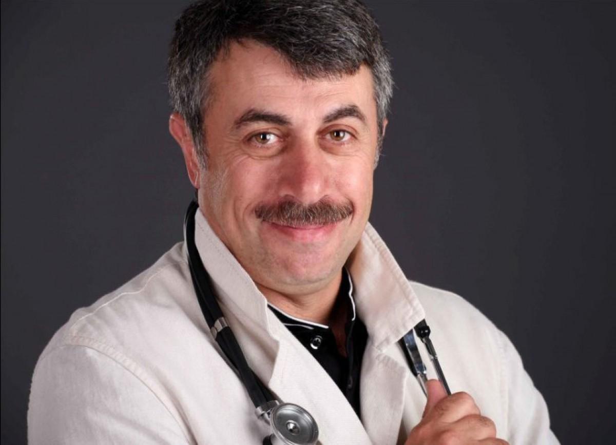 Доктор Комаровский точно знает, что делать, если у ребенка ацетон