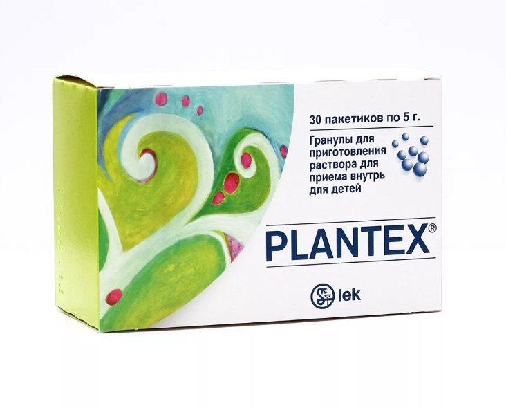 Плантекс в гранулах для детей