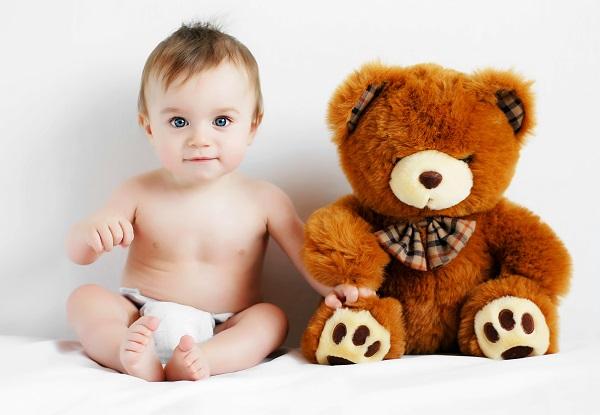 По внешнему виду малыша часто невозможно определить наличие проблем с пищеварением