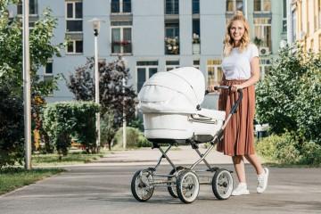 Правильный выбор коляски обеспечит комфортное состояние мамы и ребенка