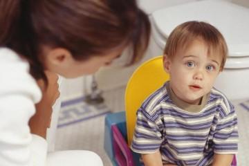 У детей часто бывают проблемы с желудком