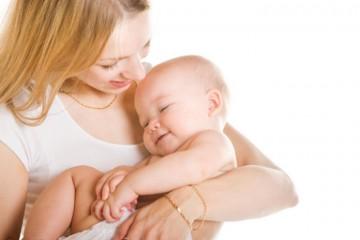 Как правильно носить малыша