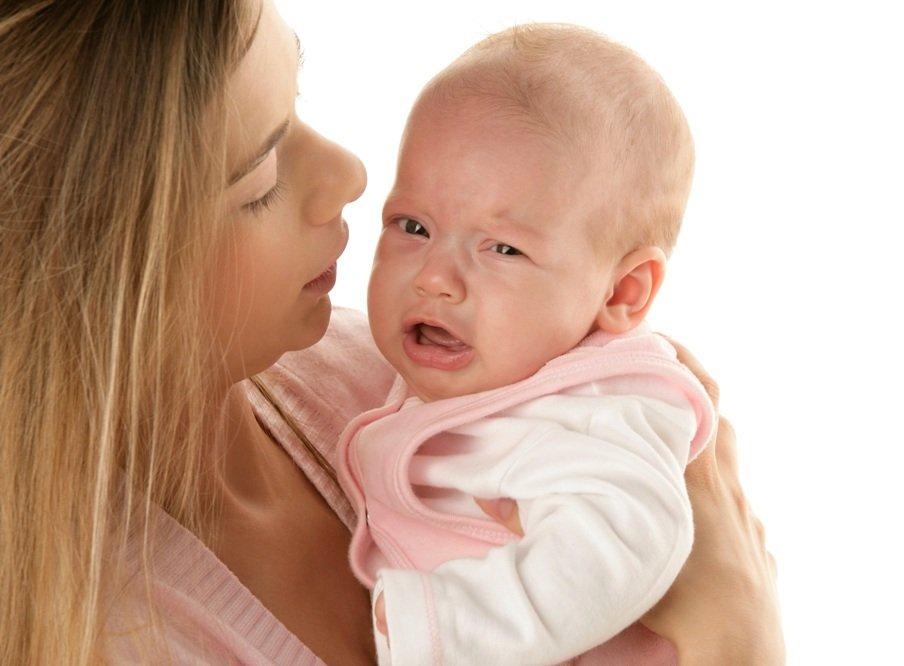 В младенчестве ребенок часто болеет ОРВИ