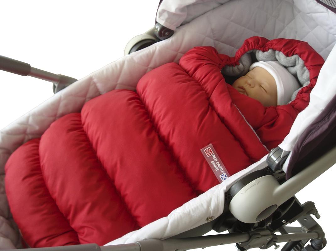 Важное правило для зимних прогулок – правильно одеть новорожденного