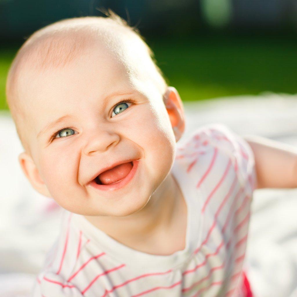 Веселый малыш – здоровый малыш
