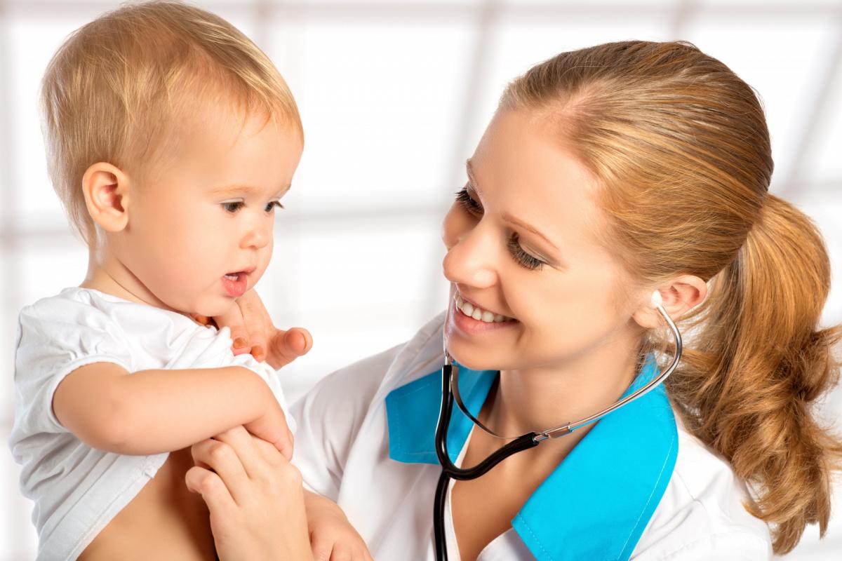 Не стоит бояться показывать малыша врачу