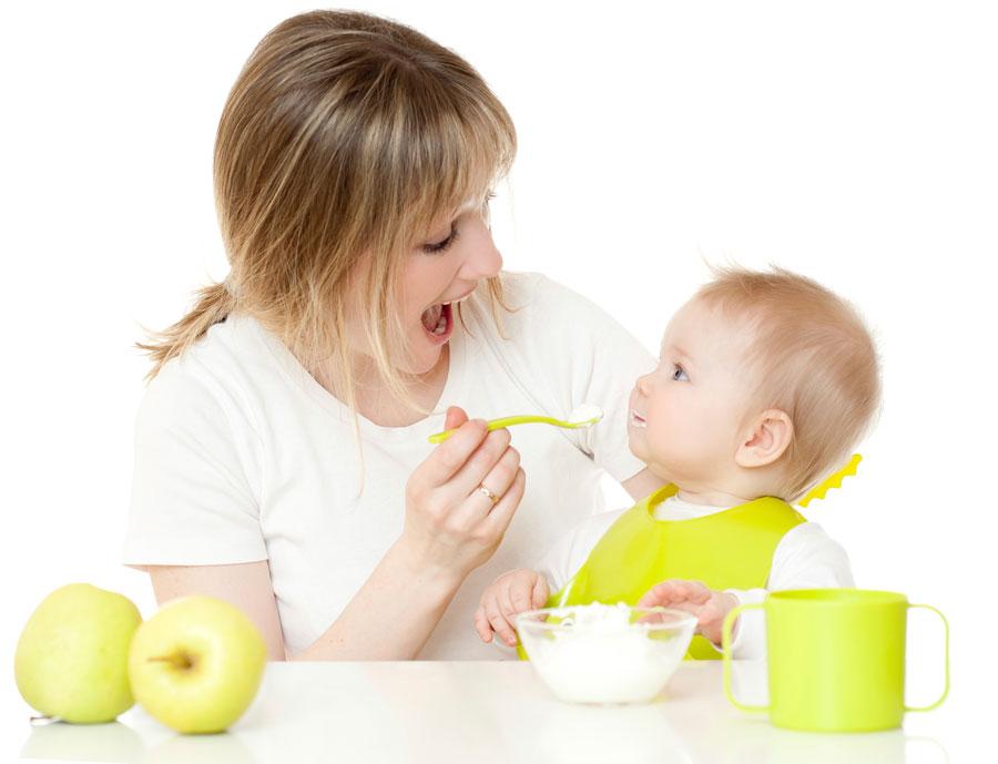 Диета и правильное питание необходимы для восстановления маленького ребенка