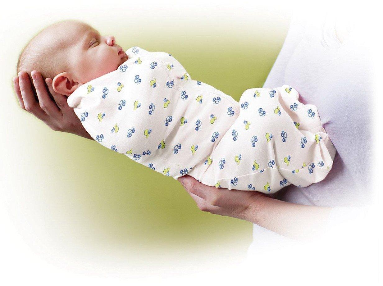 Младенец в пеленке