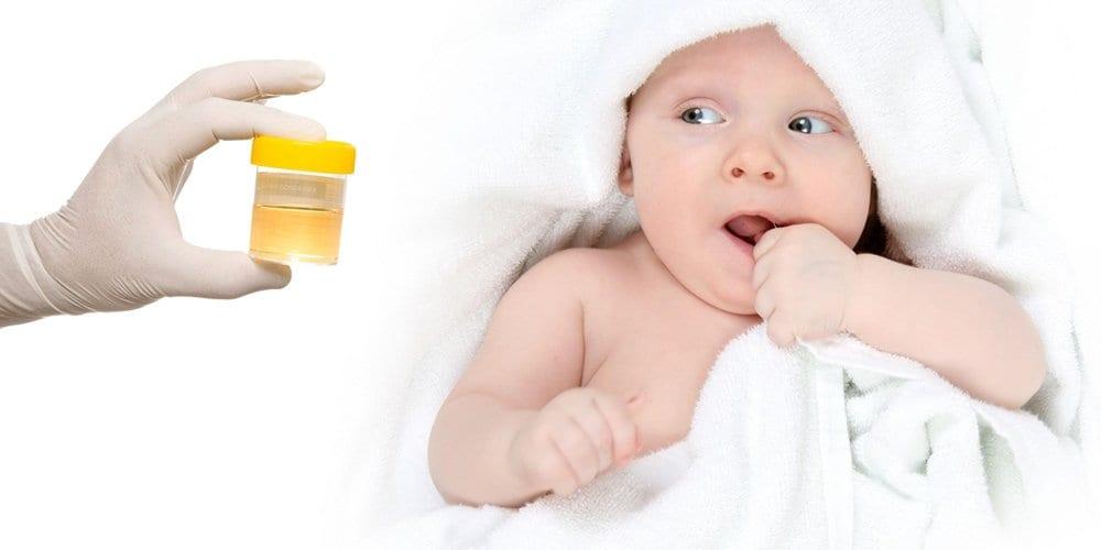 Содержимое подгузника у младенца может рассказать о многом