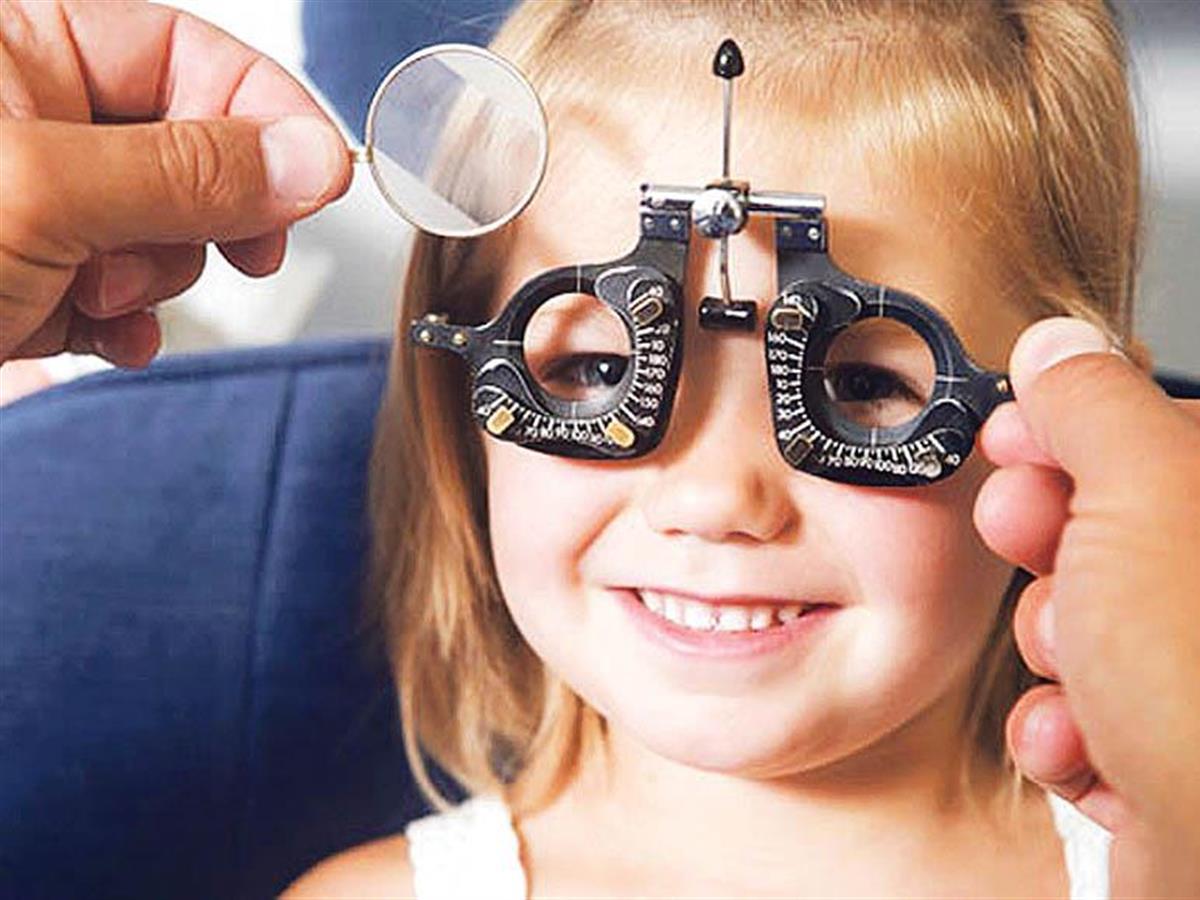 Глазные патологии отрицательно влияют на качество жизни детей и взрослых