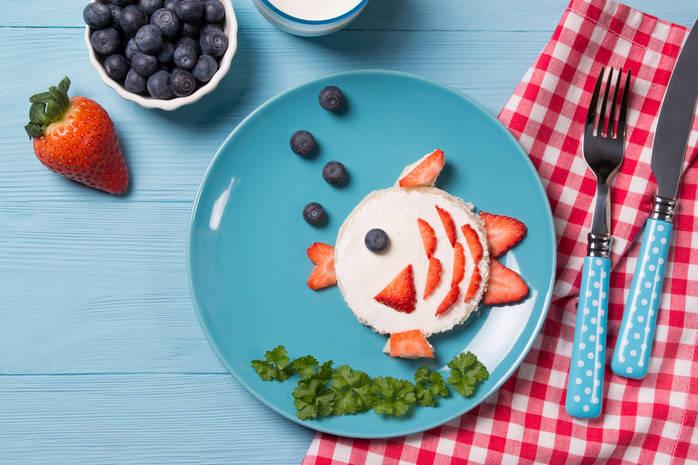 Рыба в меню младенца