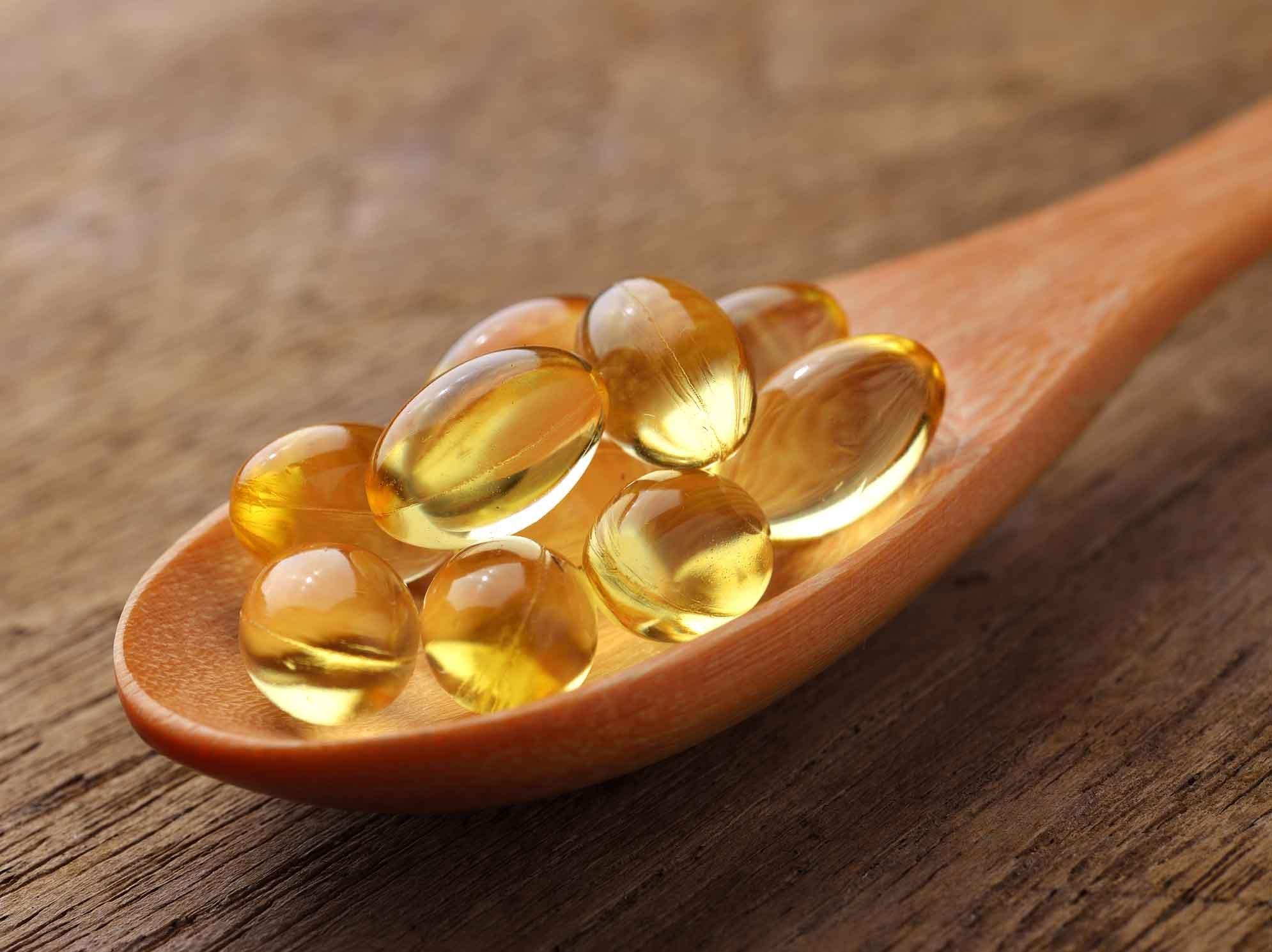 Рыбий жир – ценная пищевая добавка