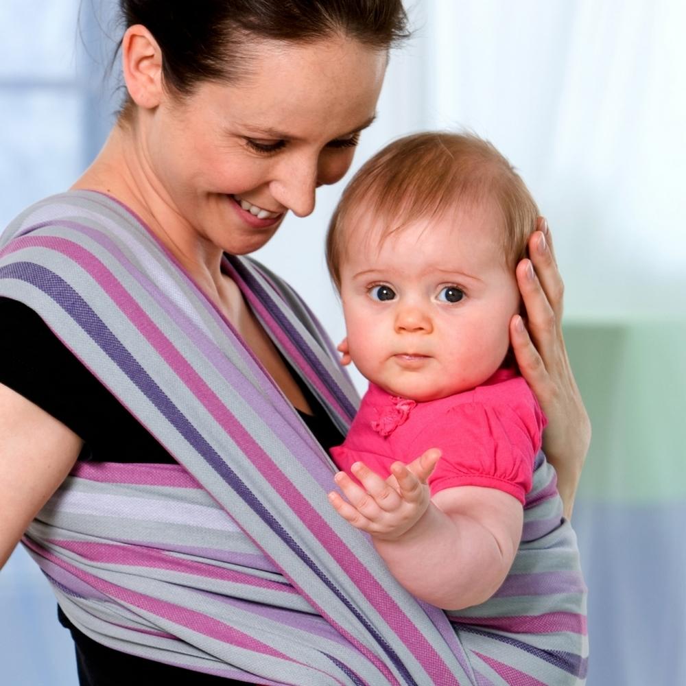 Слинг – полезное приспособление для современных мам