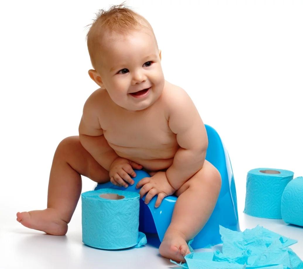 Стул младенца – один из показателей здоровья и правильного развития малыша
