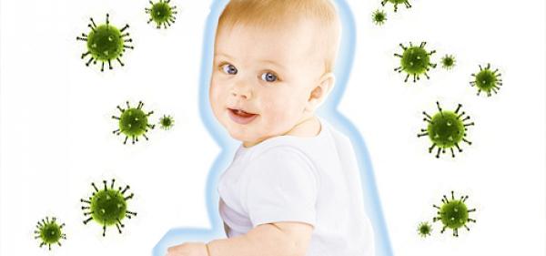 Чтобы малыш развивался правильно и полноценно, у него должна быть высокая сопротивляемость болезням