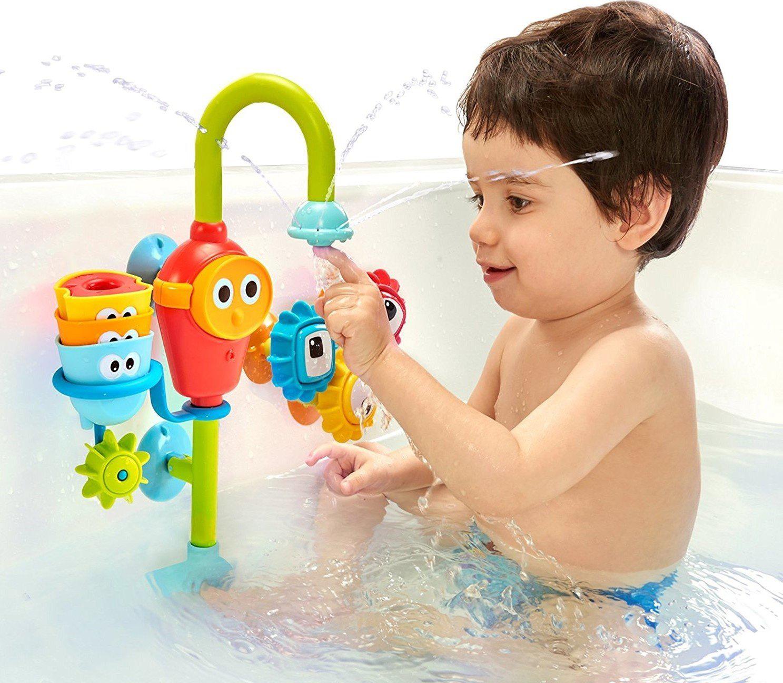Игра в ванне