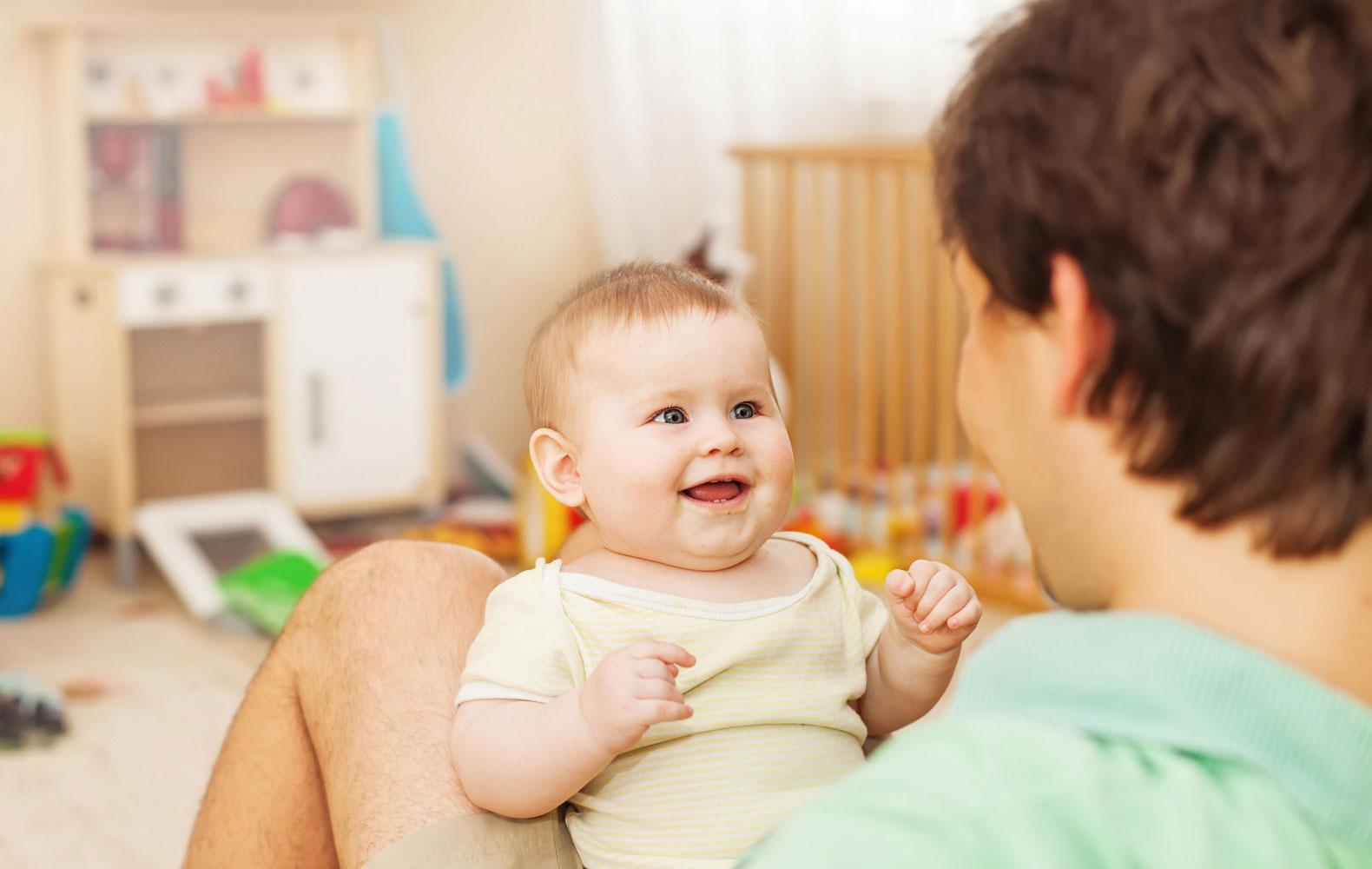 Гуление – это повторение ребенком родительской речи в упрощенном виде