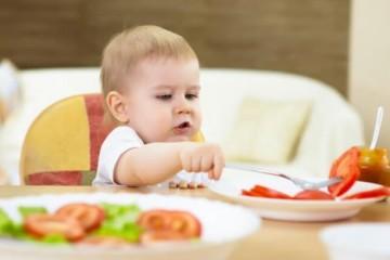 Интерес ребенка к еде