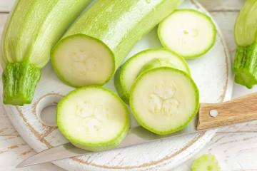 Кабачок – первый овощ для прикорма
