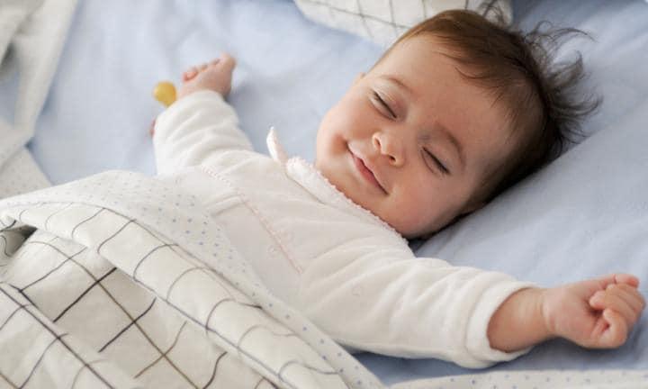 Как обеспечить малышу комфортный сон