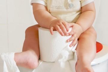 О нормальном развитии говорит спокойный ребенок без слез и капризов