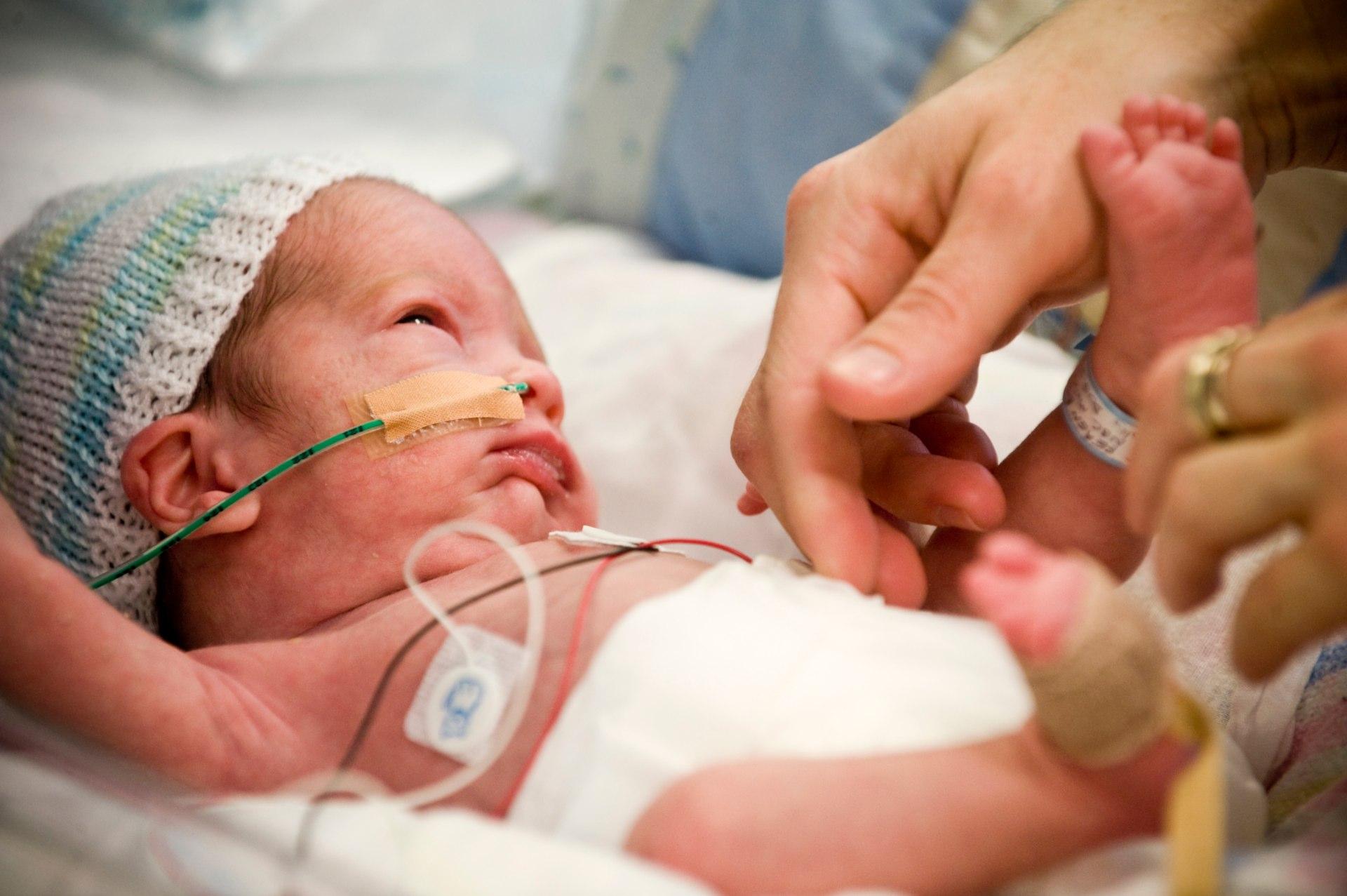 Преждевременные роды могут привести к гибели младенца, поэтому важно регулярно посещать врача