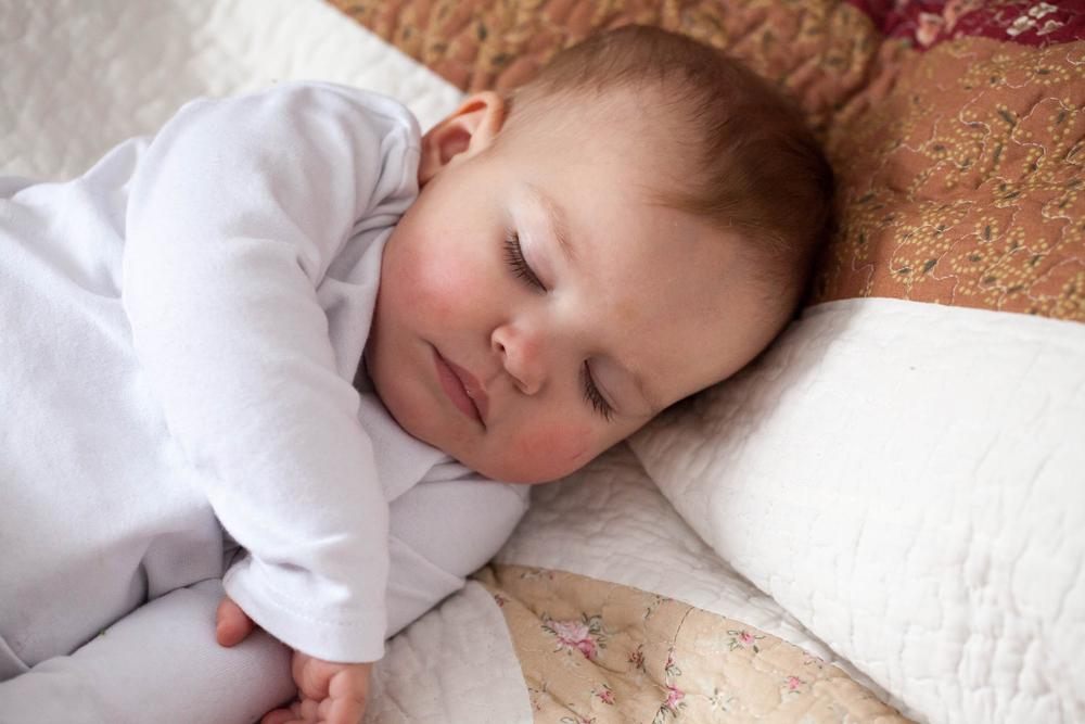 Сон годовалого ребенка
