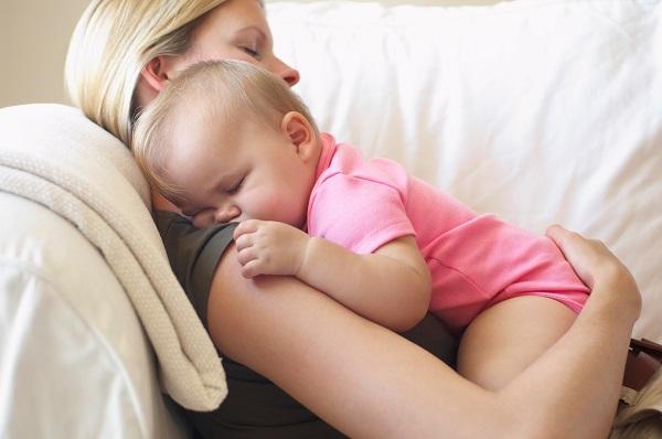 Количество дневных снов в разном возрасте варьируется