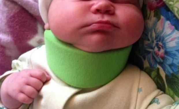 Перед покупкой изделия нужно снять с малыша мерки