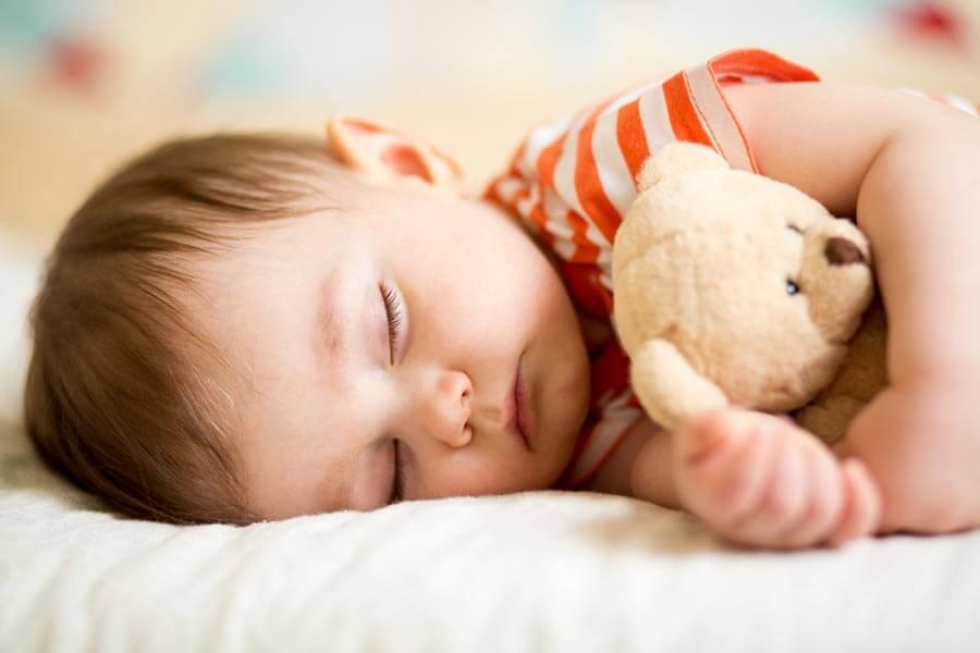 Малыш постоянно спит