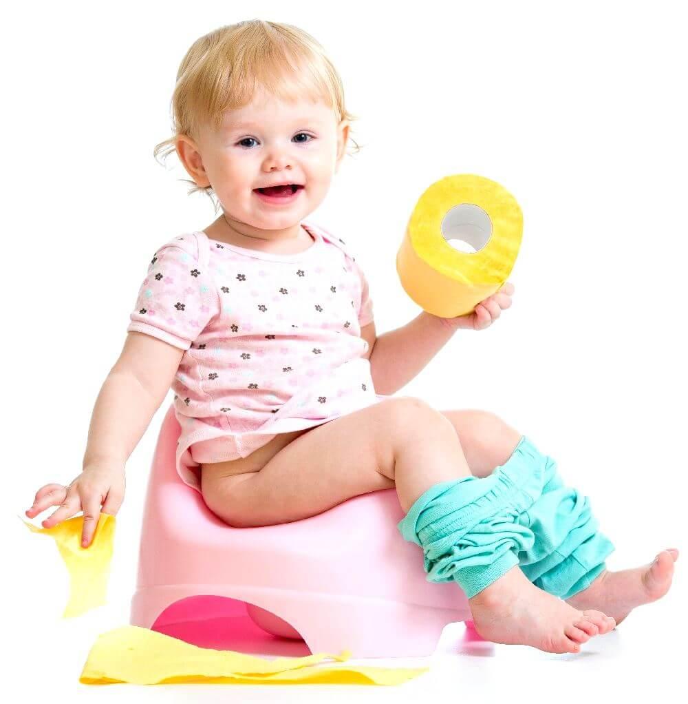Цвет кала меняется также по мере роста ребенка