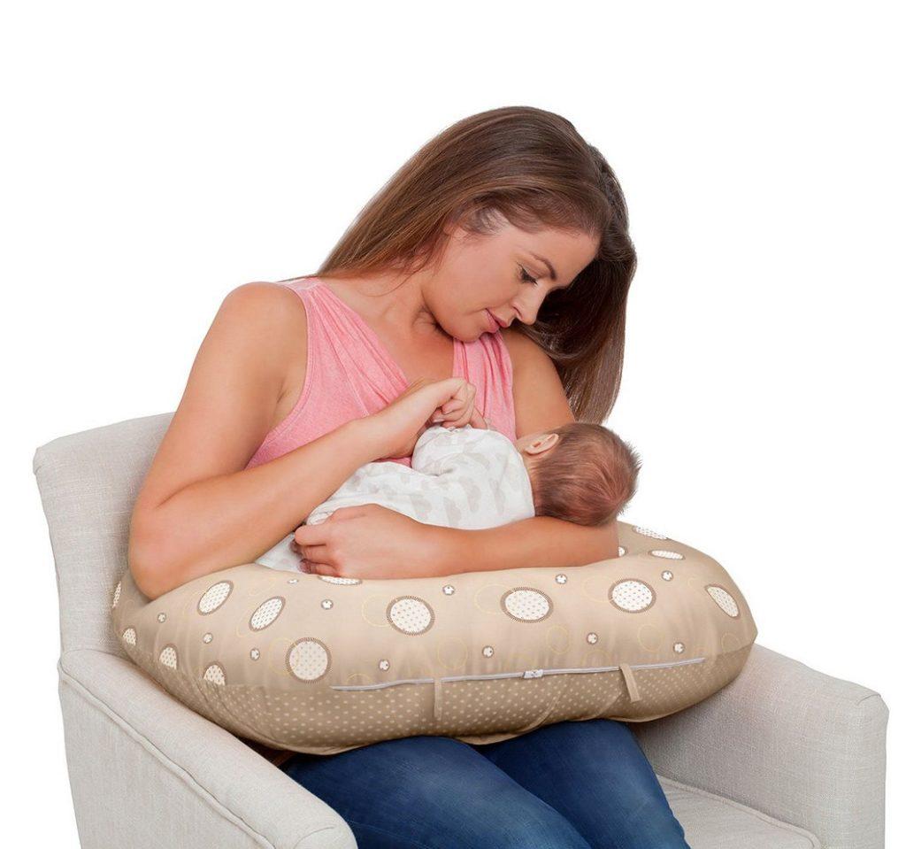 Пользование подушкой