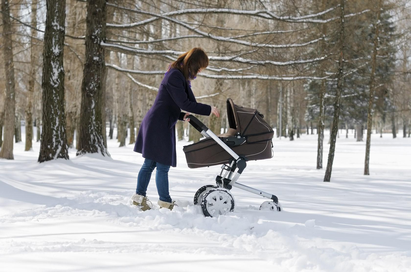 Ребенок каждый день должен гулять на улице