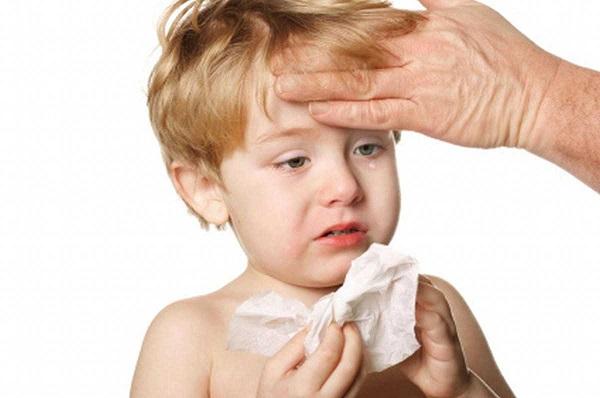 Ослабленное состояние и рвота у ребенка