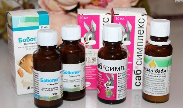 Лекарственные препараты, помогающие при коликах