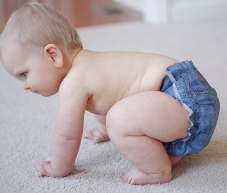 Подгузники не опаснее для мальчиков, чем стандартные пеленки