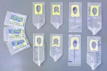 Педиатрический мочеприемник изготовлен с учетом гендерных различий