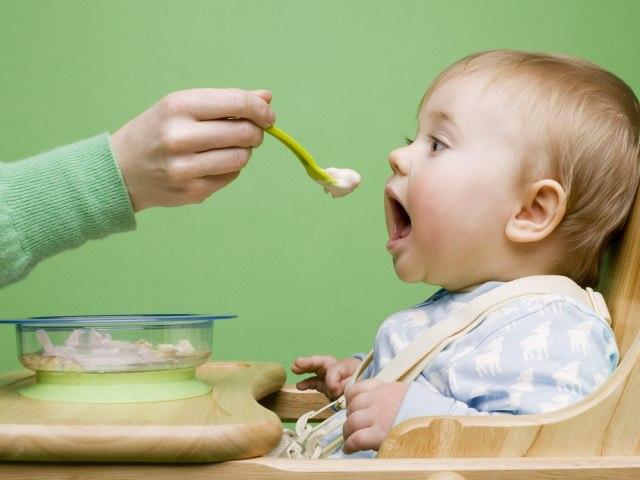 Блюда из печени сделают разнообразным рацион грудного ребенка