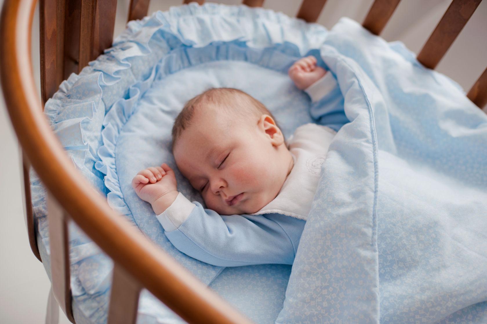 За здоровьем малыша родителям следует следить максимально тщательно